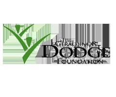 Geraldine R Dodge Logo