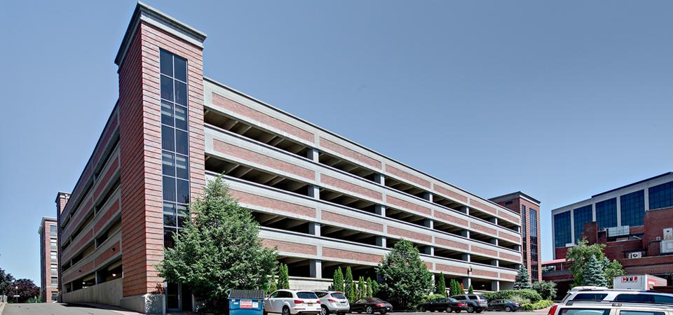 Cattano Avenue Parking Garage